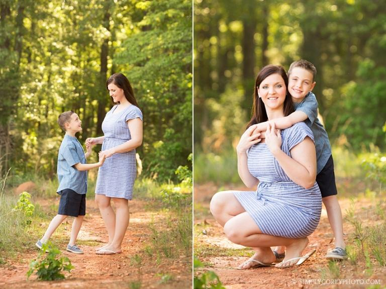 Douglasville Mommy and Me photography session by Atlanta family photographer