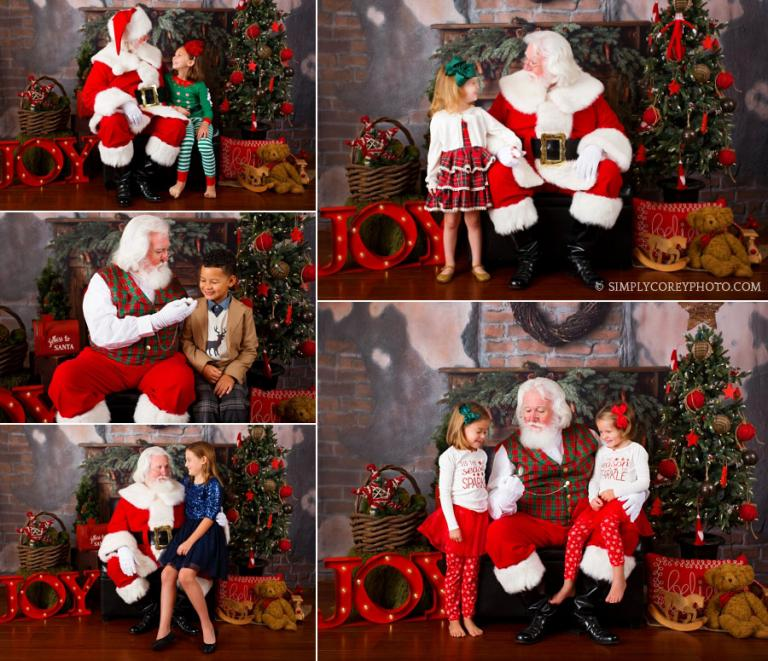 Atlanta Santa Claus Mini Photography Sessions