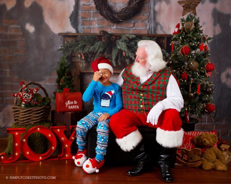 Atlanta Santa Claus Mini Sessions Photographer