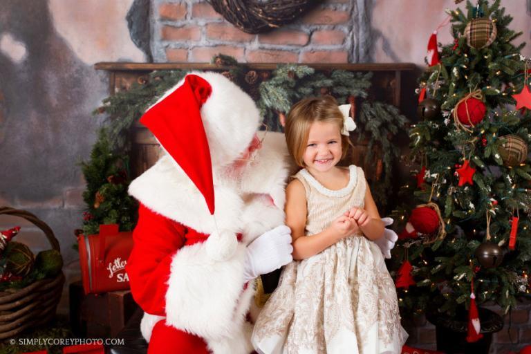Newnan Santa Claus Mini Photography Sessions