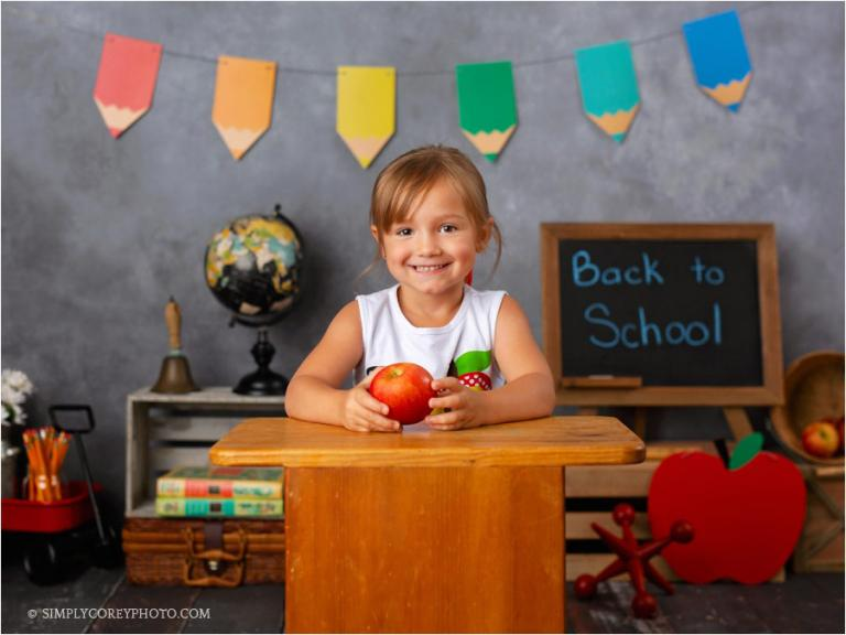 Douglasville preschool photography, Back to School Mini Sessions 2019