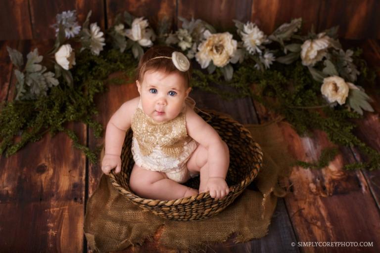Atlanta baby photographer