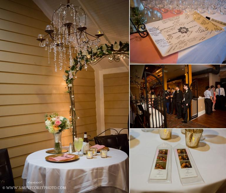 Outdoor Wedding Ceremony Eau Claire: Atlanta Wedding Photographer . Conservatory At Waterstone