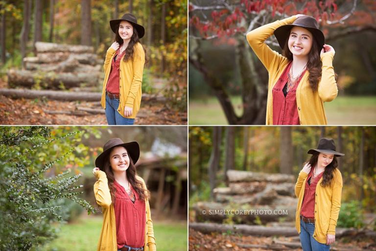 Douglasville senior portrait photographer, South Paulding High School