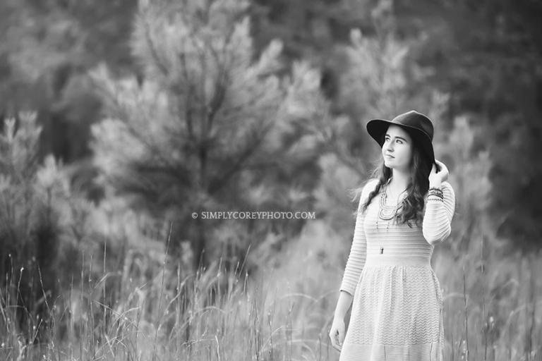 Carrollton senior portrait photographer, South Paulding High School