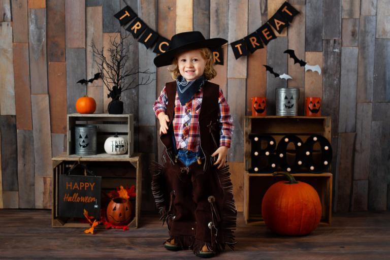 Atlanta Halloween mini session photographer